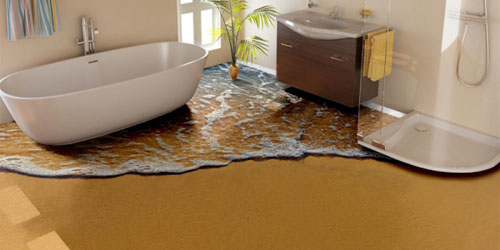 Ideas for modern 3D flooring